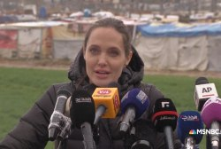 Angelina Jolie: Syrian refugee situation ...