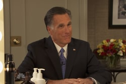 Mitt and 'Mitt' yuk it up on 'Tonight Show'