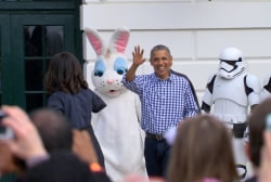 What you missed at the WH Easter Egg Roll