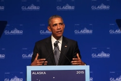 Obama: Climate change a 'solvable problem'