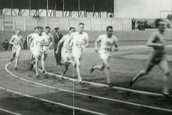 Rare footage from early Olympic games emerges