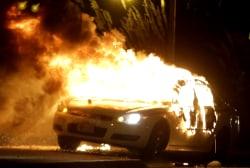 Unrest in Ferguson in pictures