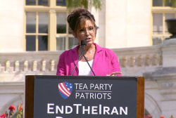 Palin to Congress: 'Dispose' of Iran Deal