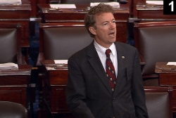 Highlights from Rand Paul's marathon speech
