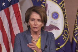 Nancy Pelosi: Let's put Jonathan Gruber aside