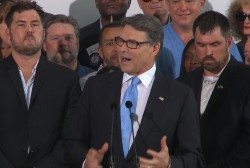 Rick Perry announces second run for president