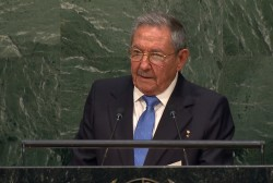 Full speech: Raúl Castro addresses UN