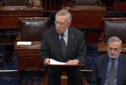 Senator Reid says he 'will miss' Speaker...