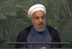 Full speech: Hassan Rouhani addresses UN