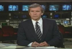 NBC News coverage of Tiananmen Square