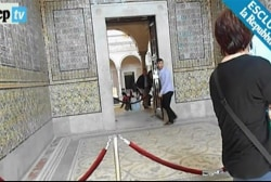Watch: Panic during Tunisia museum attack