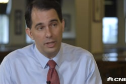Scott Walker takes on birthright citizenship