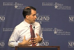 Scott Walker vouches for 12-year term limits