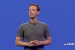 Zuckerberg: 'I hear fearful voices calling...