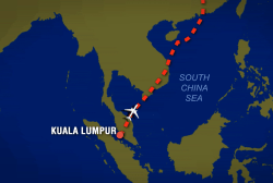 Searchers find no sign of missing plane