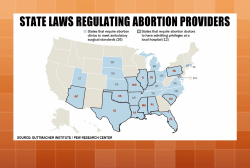 Will Texas law shutter abortion clinics?