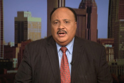 MLK III: Mandela taught us love, forgiveness