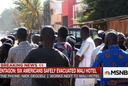Expert weighs in on Mali terror attack