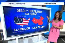 How US rail funding stacks up internationally