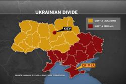 Crimea in Russia?