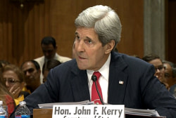 Kerry criticized as tensions build in Ukraine