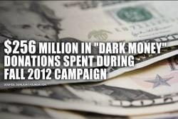 Former Justice testifies in dark money...