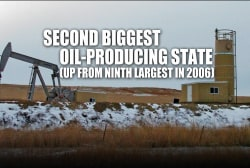 North Dakota's 'black gold' boom