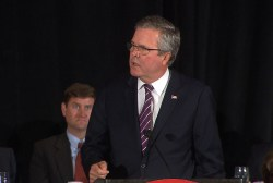 A Bush-Clinton showdown in 2016?