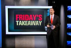 Friday's Takeaway: Fundraising frenzy
