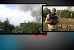 Conflicting claims over hostages at Kenyan...