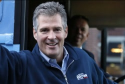 Brown moves to NH, will he run again?