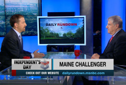 Maine gubernatorial race heats up
