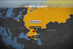 Securing Sochi