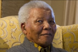 Nelson Mandela: 'A giant among men'