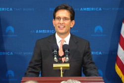 The race to replace Cantor