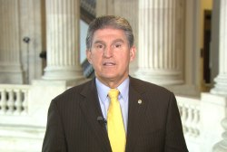 Manchin: Leadership must move forward