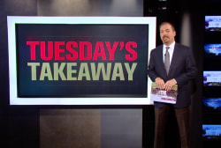 Chuck Todd on his favorite holiday