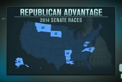 A GOP advantage in 2014?