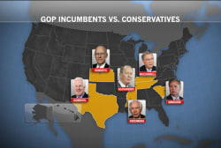 Tea Party may create midterm madness for GOP