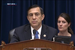 Rep. Issa spent millions investigating Obama
