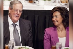 Koch money reaches staggering new volumes