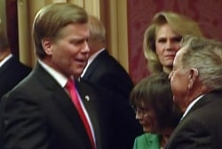 Former VA Governor charged over gift scandal