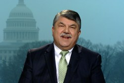 Trumka: Facts on our side in wage hike debate