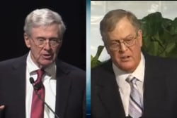 Report: Koch Brothers changing ground game