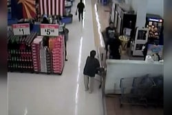 Arizona store shooting caught on tape