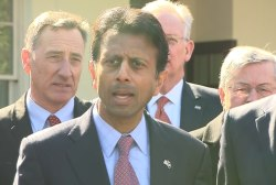 Gov. Jindal and the party of 'no'
