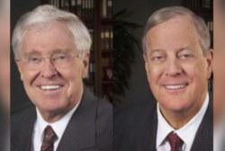 Dems fight back against Koch money