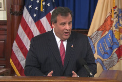 Looking back at what Christie said before