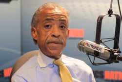 Rev. Sharpton's special message to veterans