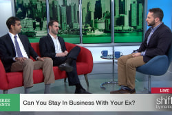 Can you stay in business with your ex?